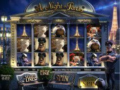 A Night in Paris Slots